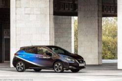 Yandex Drive has launched electric car rental in Moscow