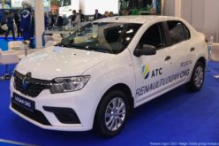 Renault Russia has presented its Logan CNG prototype in St Petersburg