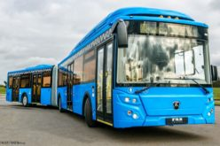 Russian bus market has grown by 2% in October 2019