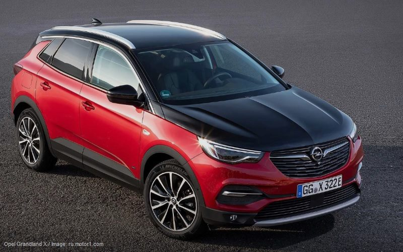 Opel will resume Grandland X and Zafira Life sales in Russia