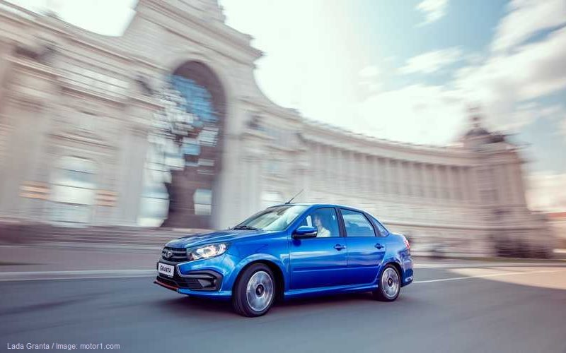 Top 25 best-selling cars in 2019 in Russia