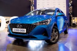 St Petersburg Hyundai plant has manufactured the 2 millionth automobile