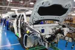 Vehicle production has decreased by 29% within the first 7 months of 2020
