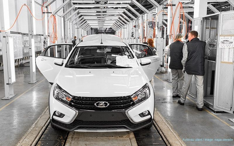 Car production has decreased by 19% within the first 11 months of 2020