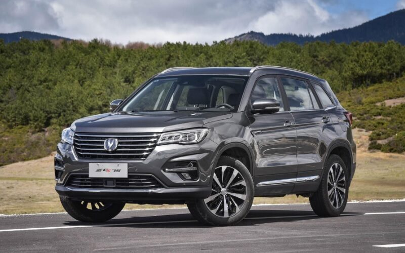 Changan will assemble CS75 FL crossovers in Belarus