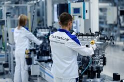 Volkswagen Group Rus celebrates the production of the 600,000th engine