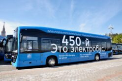 The 450th Kamaz electric bus has joint the routes of Moscow
