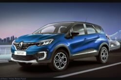 Renault Russia has started the exports of the new Kaptur to the CIS
