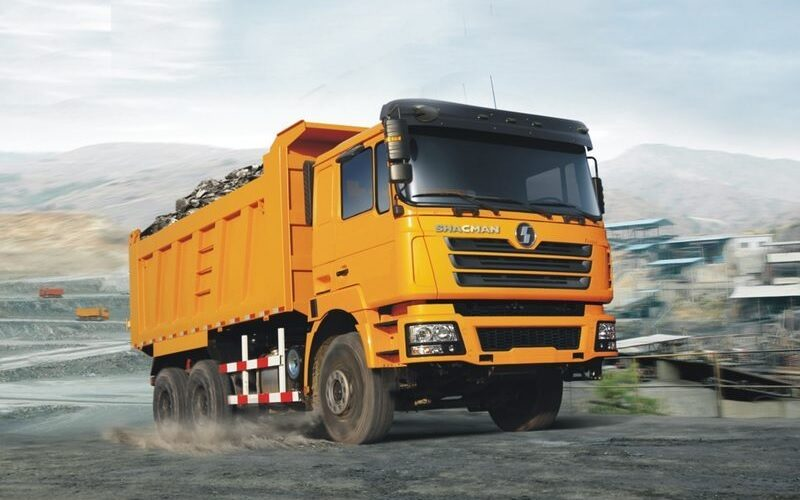 Russian truck market has declined by 11% in August 2020