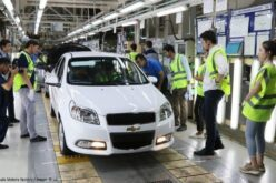 General Motors has opened a new model line to UzAuto Motors