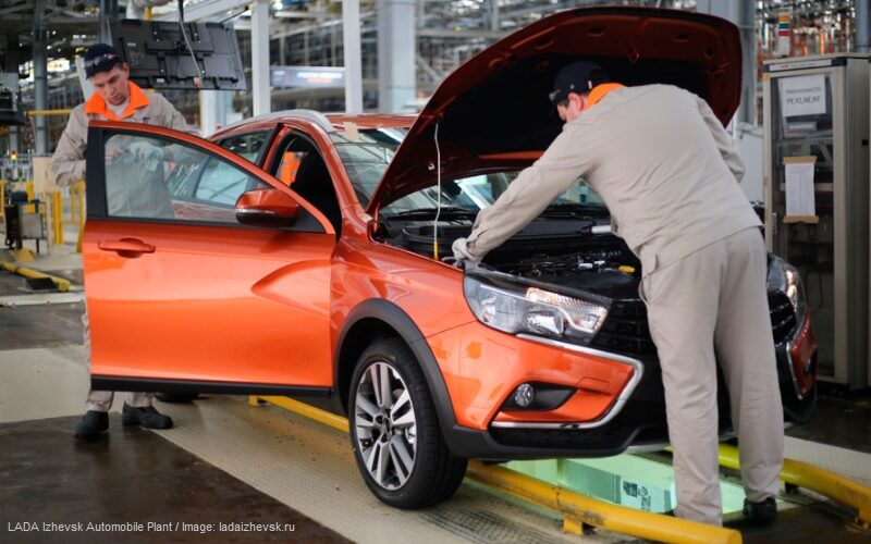 AVTOVAZ will launch the assembly of Lada  in Uzbekistan over the course of 12 months