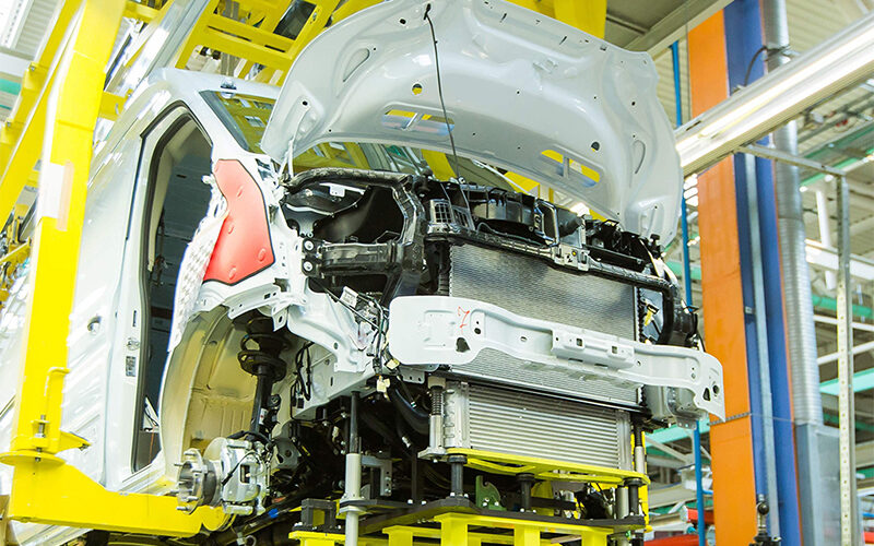 Sollers Ford has localised radiator production for Ford Transit