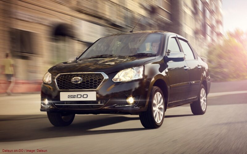 Nissan has confirmed the discontinuation of Datsun production in Russia