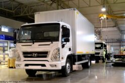 AVTOTOR has launched the full-cycle production of Hyundai Mighty trucks
