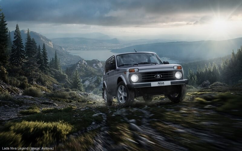 Lada Niva Legend: AVTOVAZ has announced the renaming of the 4×4 model