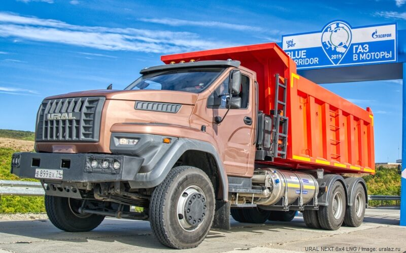 URAL Automobile Plant has summed up the results of 2020