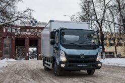 GAZ has launched serial production of its new Valdai Next