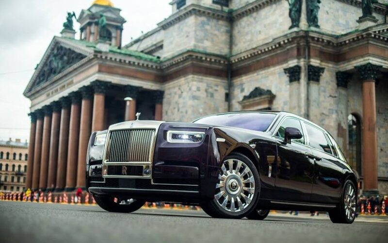 Russian luxury car market has declined by 70% in January 2021