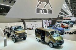 GAZ Group presents new models at the commercial vehicles exhibition
