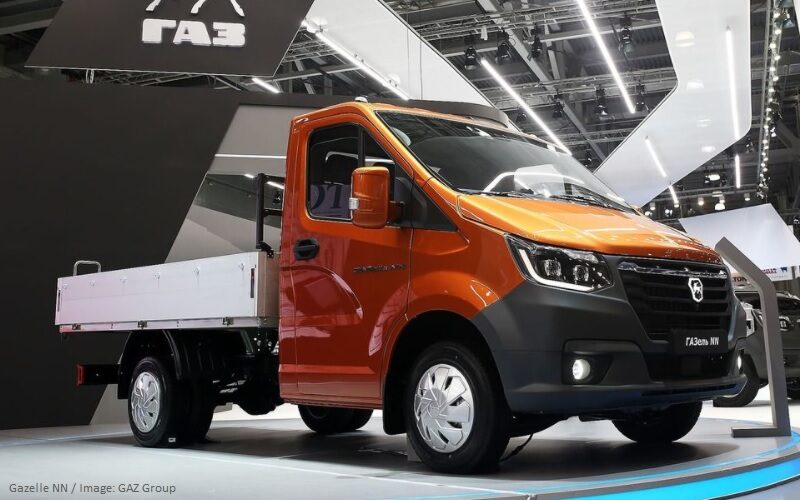 GAZELLE NN will enter the Russian market in 2021