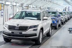 VW has suspended production in Nizhny Novgorod due to lack of microchips