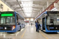 The production of KAMAZ electric buses has started in Moscow