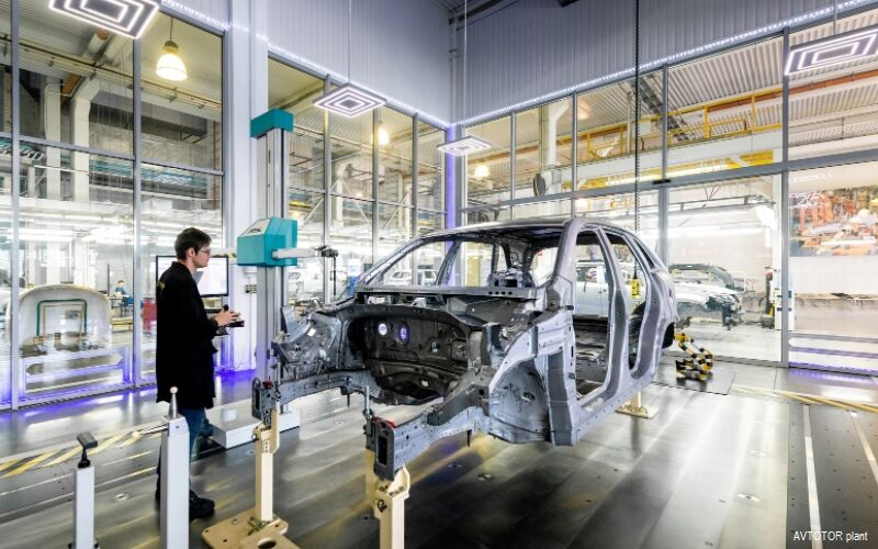 Avtotor plans to produce 5 thousand electric cars annually
