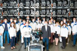 Volkswagen Group Rus has produced 700,000th engine at its plant in Kaluga