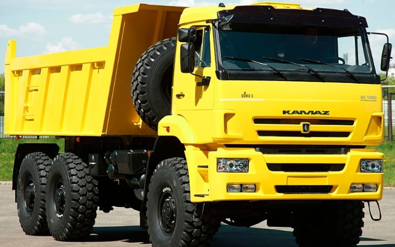 Russian truck market up by 40% in March