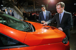 The president of Ford Sollers does not expect a recovery in the Russian market until 2017