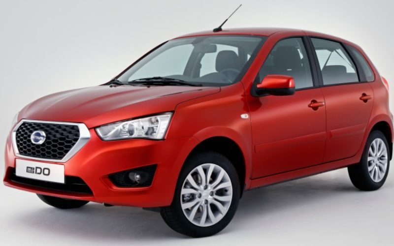 AVTOVAZ has started the production of the second Datsun model