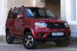 Production has shrunk by 14% at UAZ  in 2014