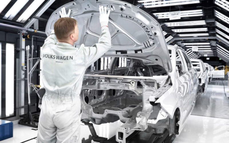 Volkswagen Kaluga factory is laying off staff