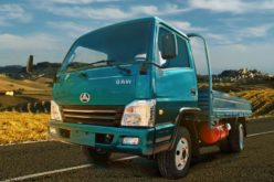 BAW has started the production of a new truck in Ulyanovsk