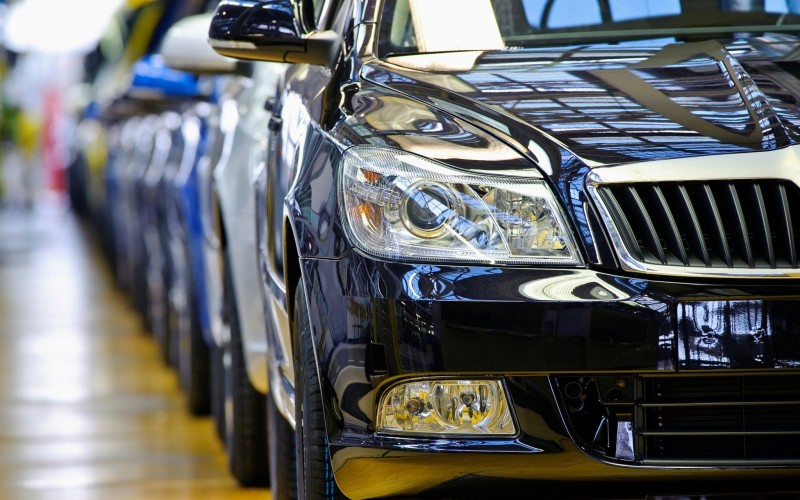 The passenger car prices have risen by 16% in Russia during the year