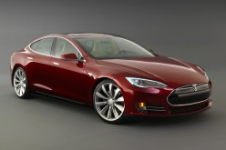 Tesla electric cars have recorded a tenfold sales increase in Russia in 2014