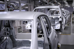Car production fell by 25% in Russia by the end of four months of 2016