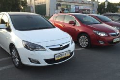 Top-ten foreign secondhand car brands in Moscow in April