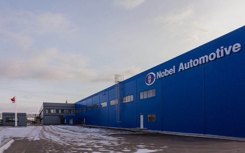 Nobel Automotive Russia has expanded its range of production