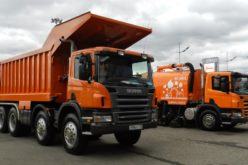 Scania and King Long participate in the Busworld Russia