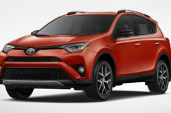 The production of Toyota RAV4 crossovers has started in Russia