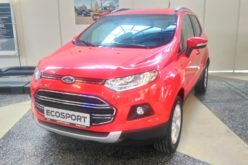 Ford Sollers has put the EcoSport model on the market