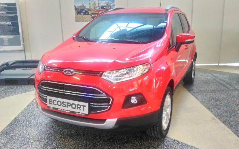 Ford has increased the supply of components from Russia to Europe