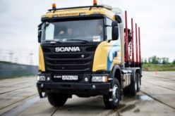 Scania again the leader of the Russian truck market amongst European brands