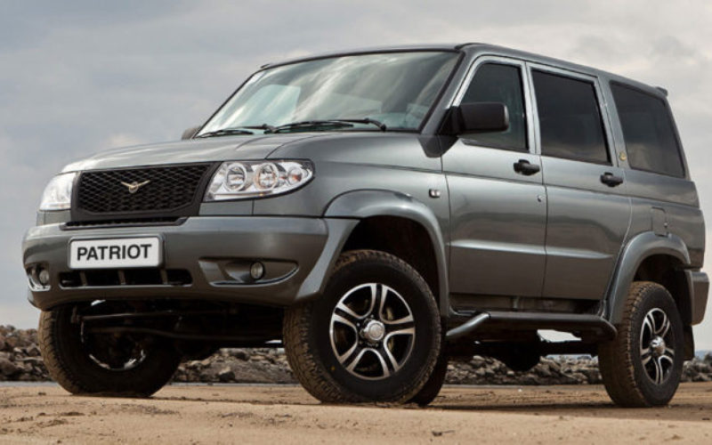 Sollers plans to organise the assembly of UAZ automobiles in Kazakhstan