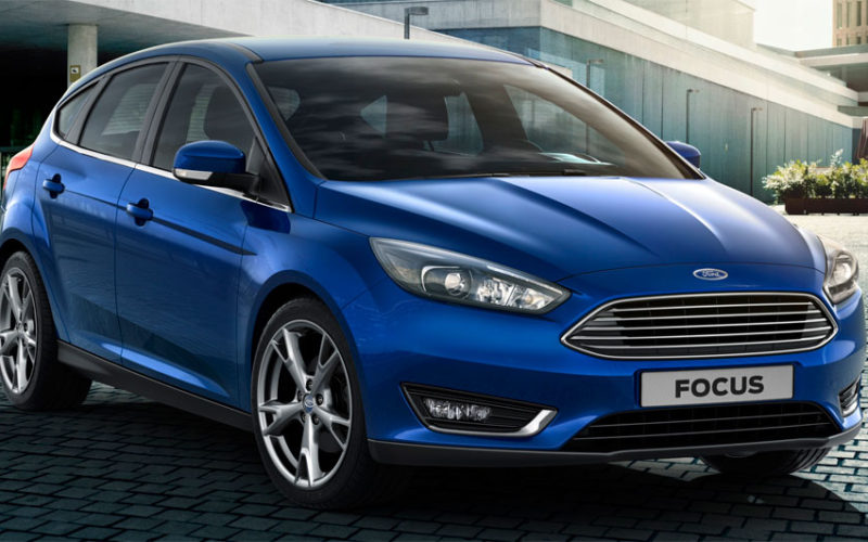 Russian sales of Ford up by 10% in 2016