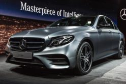 Mercedes-Benz E-Class is the leader of the premium-segment in Moscow