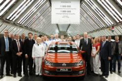 Volkswagen has produced one million cars in Kaluga