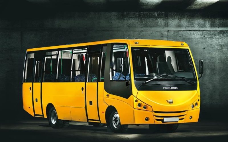 Volgabus intends to launch the production of driverless bus in 2017