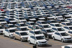 Exports of Russian-made cars have increased by 38% within the first half